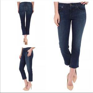 Hudson Fallon Crop Stretch Jean size 29